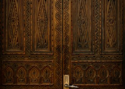 custom carved wood doors4